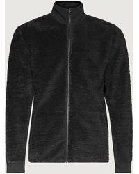 O'neill Sportswear Fleecejacke Sherpa Bomber - Schwarz