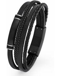 S.oliver Armband 2018696 - Schwarz
