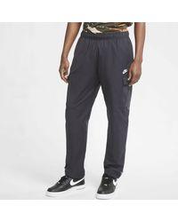 Nike Jogginghose Men's Woven Pants - Schwarz