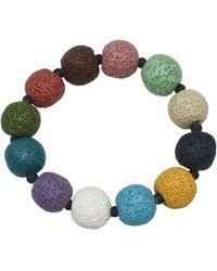 Firetti Armband 16 mm breit bunt - Blau