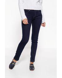 ATT Jeans 5-Pocket-Jeans Chloe - Blau