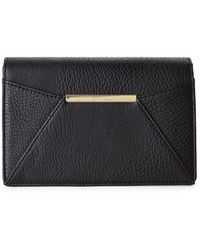 Olivia + Joy - Black Bailey Crossbody Phone Wallet - Lyst