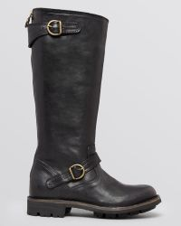 Fiorentini + Baker Tall Lug Sole Boots - Jules - Lyst