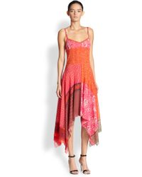Jean Paul Gaultier Pleated Tank Dress - Lyst