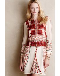 Antik Batik Embroidered Eira Dress - Lyst