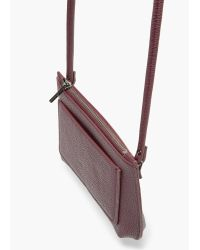 Mango - Pocket Detail Across Body Bag - Lyst