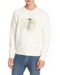 Marc Jacobs | Embroidered Tiger Sweatshirt | Lyst