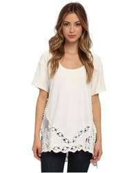 Free People The Stone Tee - Lyst