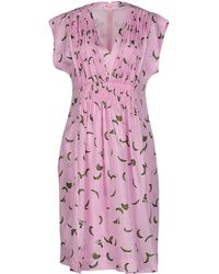 Sonia by Sonia Rykiel Knee-length Dress - Purple