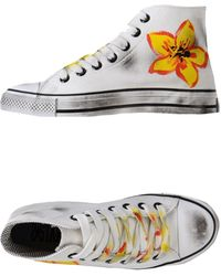 2Star High-Tops & Trainers - White