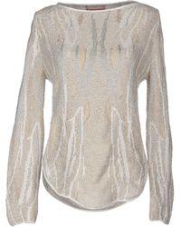Stefanel Sweater - Lyst