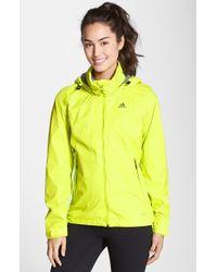Adidas Hiking Wandertag Climaproof Jacket - Lyst
