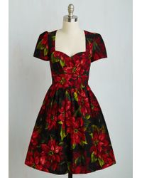 ModCloth | Only In Merry Tales Dress | Lyst