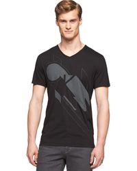 Calvin Klein Ck One Logo T-Shirt - Lyst