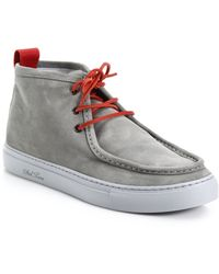 Del Toro Wallaby Suede Chukka Boots - Lyst