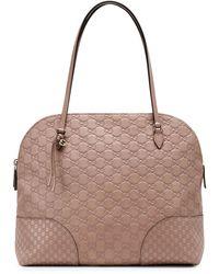 Gucci Bree Ssima Satchel Bag - Lyst