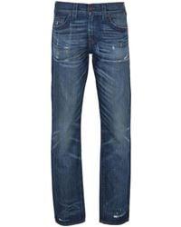 True Religion - Geno No Flap Se Eexd Street Blue Jeans - Lyst