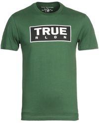 True Religion Heavyweight Green T-shirt