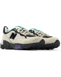 New Balance - 801 Mesh Trail Shoes - Stone Grey - Lyst
