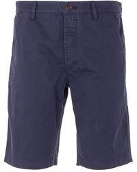 Pretty Green City Shorts - Blue