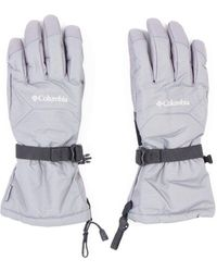Columbia Whirlibird Snow Gloves - Gray