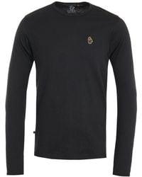 Luke 1977 Trouser Snake Long Sleeve T-shirt - Black