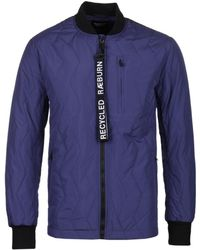 Christopher Raeburn Patriot Blue Quilted Jacket