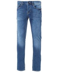 Luke 1977 Vacuums Slim Tapered Fit Jeans - Bad Boy Blue