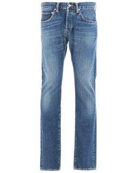 Edwin - Ed-55 Tapered 12.6 Oz Nyoko Wash Yoshiko Left Hand Denim Jeans - Lyst