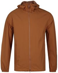 Barbour - Irvine Cinder Zip Through Waterproof Jacket - Lyst