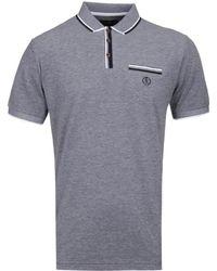Henri Lloyd - Highland Oxford Navy Polo Shirt - Lyst
