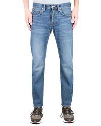 Edwin - Ed-55 Yoshiko Left Hand Denim Regular Tapered Yumiko Wash Jeans - Lyst