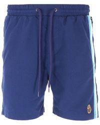 Luke 1977 Cabo San Swim Shorts - Navy - Blue