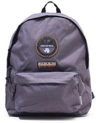 Napapijri Voyage Two Dark Grey Backpack
