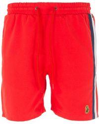 Luke 1977 Cabo San Swim Shorts - Red