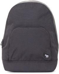 PS by Paul Smith Zebra Logo Backpack - Black