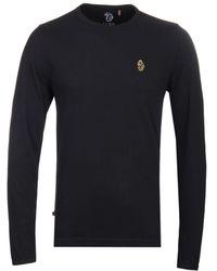 Luke 1977 Trouser Snake Black Long Sleeve T-shirt