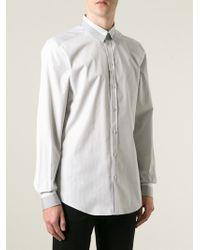 Dolce & Gabbana Pin Striped Shirt - Lyst