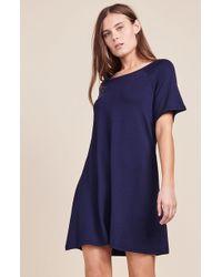BB Dakota - Greer T-shirt Dress - Lyst