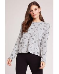 BB Dakota - Seeing Stars Printed Sweatshirt - Lyst