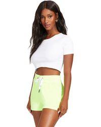 BB Dakota - Neon The Run Lounge Shorts - Lyst