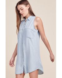 BB Dakota | Brantley Shirt Dress | Lyst