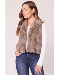 Forever 21 Fuzzy Popcorn Knit Jacket in Natural - Lyst
