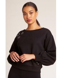 BB Dakota - Northern Lights Embellished Sweatshirt - Lyst