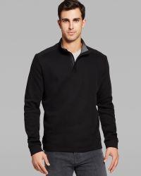 Hugo Boss Boss Piceno Quarter Zip Sweater - Lyst