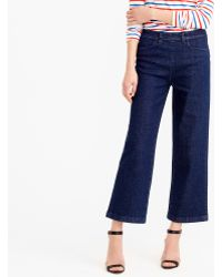 J.Crew | Tall Side-zip Rayner Jean In Norwood Wash | Lyst