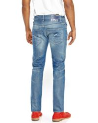 G-star Raw Morris Low Straight Jeans - Lyst