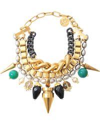 Ela Stone - Angelica Stones Necklace - Lyst