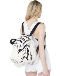 AKIRA - Eye Of The Tiger Backpack - Lyst