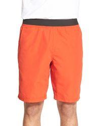 Prana - 'mojo' Quick Dry Shorts - Lyst